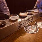 5 beer taster selection