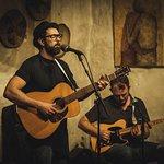 Onsdagskonsert med Enok Amrani og Dan Riis