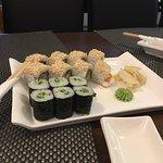 Foto de Wok And Sushi