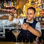 Our barista Daniele