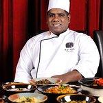 Chef Siva, Executive Chef at Aliyaa