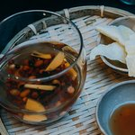 Flower tea and many thing good for your health