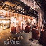 Leonardo da Vinci exhibition in Budapest