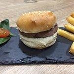 Mini hamburguesa #tapeo#Bonaire