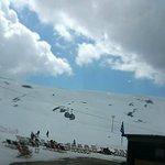 Skiing last day ⛷