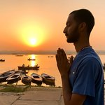 Sunrise Yoga with Ayush - Varanasi