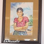 Good Paintings of Goa and the local people.