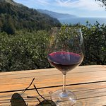 Local Wine and views.