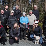 Club dive and BBQ with Pacific Pro Dive at Nanoose Bay.