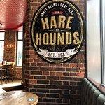 Fotografia lokality Hare and Hounds