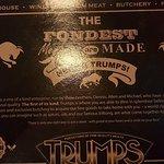 صورة فوتوغرافية لـ Trumps Grillhouse and Butchery