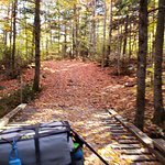 Nearby ATV trail riding