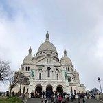 Basilique du Sacre-Coeur de Montmartre – fotografia