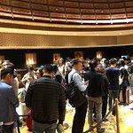 Sheraton Grand Macao Hotel - check-in queue