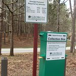 Park fees, Red Top Mountain State Park