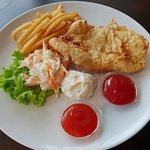 Fat Cow Fish and Chips