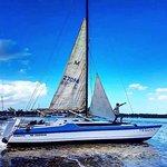 Vive la experiencia de Holbox en el único Catamarán Mc Gregor 36