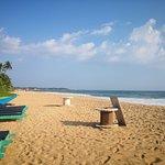Hikkaduwa Beach Resmi