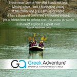 Enjoy the rivers of Greece!