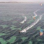 Una giornata al club tra ebike , windsurf , kitesurf