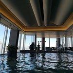 The sky-pool.