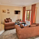 Dalens Self Catering Apartments six lounge area