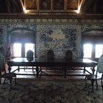 Heraldry room