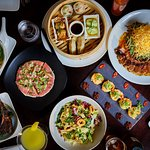 Dishes at Buddakan are best shared.