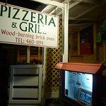 the Pizzeria on the same premises