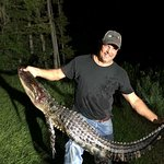 Offer gator hunting (seasonal)