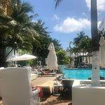 Fantastic relaxing pool area