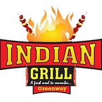 Logo of Indian grill restaurant, greenway