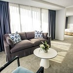 Newly renovated One Bedroom Executive Suite