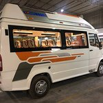AC Tempo Traveller One Way Hire In Delhi.