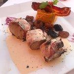 Restaurante Palm Garden foto