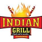 Logo of Indian grill restaurant at greenway Tuggeranong