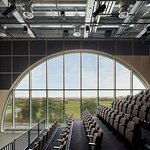 MK Gallery Sky Room auditorium. Photo: 6a architects