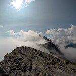意外中的景色  無法忘懷  就這樣愛上了登山活動