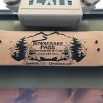 Bilde fra Tennessee Pass Cafe