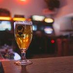 Cold beers and vintage games