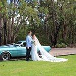 Mr Mustang Hire - Kershaw Wedding 2019 Meerup