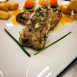 Finest selection of Sea food at Achiote Ecuador Cuisine