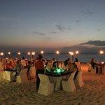 beachfront dinint