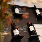 Een mooie selectie wijnen in diverse prijsklasses.