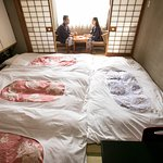 Economy Japanese-Style City View (with four futon sheets)
