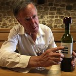 A great winemaker discusses his wine