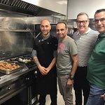 Espectacular una vez más el poder comer en casa Rodrigo en Adeje
