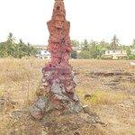 Clay Sculpture in Madayi