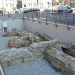 Area degli scavi
