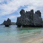 Hidden Beach (10min kayak away)